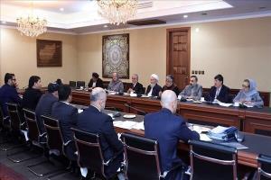 پیشنویس طرح صلح دولت افغانستان تکمیل شد