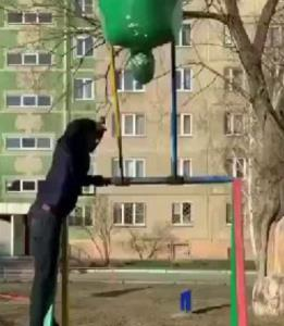 تاب سواری روسی؛ دوست دارین تجربه کنین؟