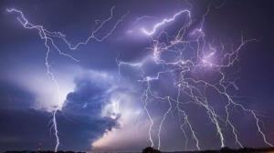 آغاز بارش تندری از شب گذشته در البرز