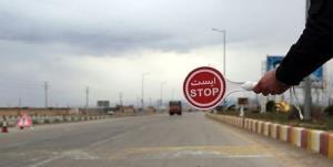 بازگرداندن و جریمه ی ۲ هزار خودرو در محورهای شمال