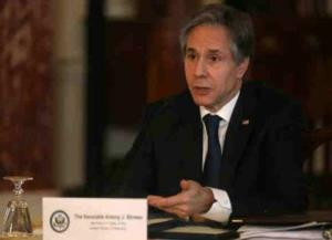 پیام وزیر خارجه آمریکا به مسرور بارزانی