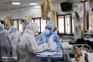 فوت ۱۱ بیمار کرونایی دیگر در استان همدان