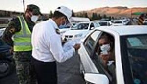پلیس راهور: مردم مجوز تردد بین شهری را از فرمانداری ها اخذ کنند