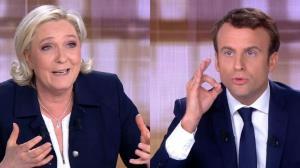سقوط مکرون در نظر سنجی انتخابات ریاست جمهوری ۲۰۲۲ فرانسه