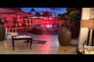 حمله مسلحانه به هتلی ساحلی در هاوایی