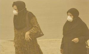 هوای کرمانشاه آلوده شد