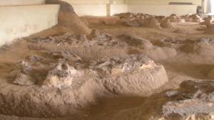 فسیلهای ۷ میلیون ساله مراغه در رویای داشتن سرپناه