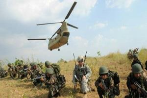 آمریکا و فیلیپین رزمایش ۲ هفتهای برگزار میکنند