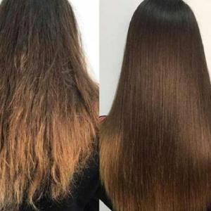 راه های درمان موهای آسیب دیده با دکلره