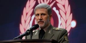 امیر حاتمی: وزارت دفاع برای تحقق کامل شعار سال ظرفیت بالایی دارد