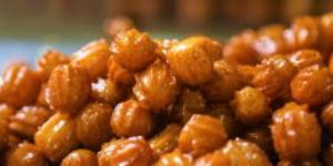طرز تهیه بامیه شیرینی لذیذ ماه مبارک رمضان