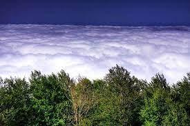 ابر نوردی در «ولینگیانگ» چین