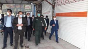 محدودیت فعالیت صنوف در شهرستان دهلران اجرا شد