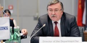 دیپلمات روس: غرب در قبال مسکو وکییف مواضع دوگانه اتخاذ میکند