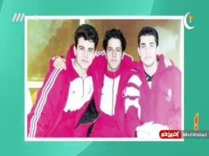 خاطره حرکات موزون حامد کاویانپور و بهنام طاهرزاده قبل از داربی!