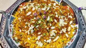 روش تهیه نارنج پلو ا�غانستانی با طعمی بی نظیر