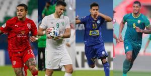 قائدی ستاره استقلال از دید AFC در لیگ قهرمانان آسیا