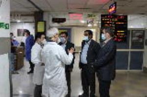 همه بیمارستانها در فارس موظف به پذیرش بیماران مشکوک به کرونا هستند