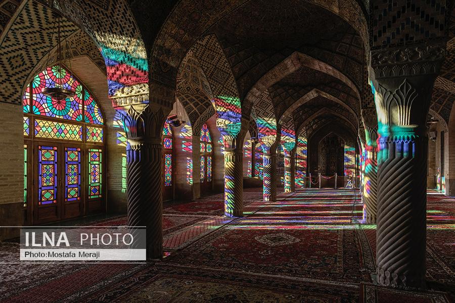 زیبایی های تاریخی ایران