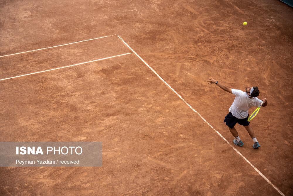 مسابقات انتخابی تیم ملی تنیس