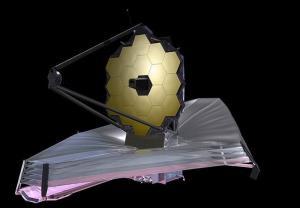 نصب آفتابگیر بر روی تلسکوپ فضایی