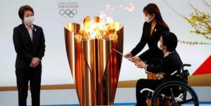 احتمال لغو حمل مشعل المپیک در ماتسویاما