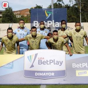 اتفاق عجیب کرونایی در لیگ کلمبیا