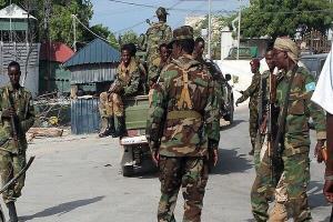حمله تروریستی در جنوب سومالی