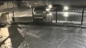 برخورد شدید یک خودرو به کودک ۱۰ ساله