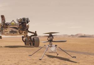 7 دقیقه وحشتآفرین در مریخ