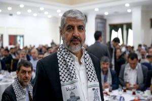 انتخاب خالد مشعل به عنوان رئیس حماس در خارج از فلسطین