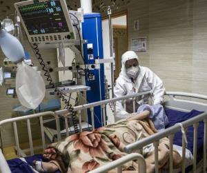 ظرفیت تخت های بیمارستانی تهران تکمیل شد