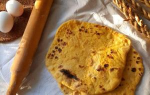 نان کشتا؛ نان سنتی و خوش عطر گیلانی ها