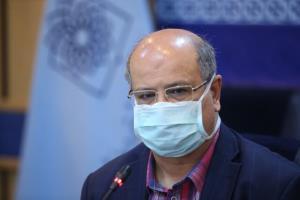 وضعیت قرمز کرونا در سراسر تهران برای اولین بار