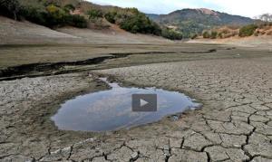 بحران خشکسالی پیش روی کشور