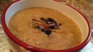 حلیم سنتی طالقان؛ مقوی برای افطار ماه رمضان