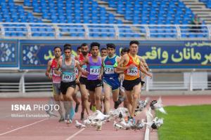 عراق قهرمان مسابقات دوومیدانی مشهد شد/ ۹ طلا سهم ایران!