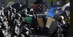 قانونگذاران ۲۹ ایالت آمریکا بهدنبال تصویب قانون سرکوب اعتراضات