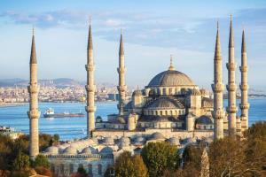 سیاحت استانبول در سیاهی کرونا