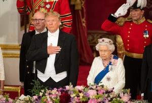 ترامپ: مرگ شاهزاده فیلیپ «فقدانی جبرانناپذیر» است