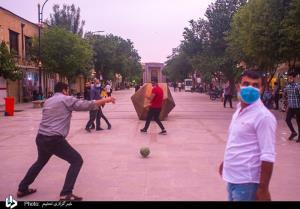 عکس/ بحران کرونا در فارس