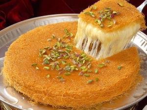 آموزش دسر کنوفه پنیری مخصوص ماه مبارک رمضان