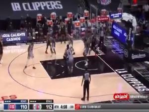 ٢ اسلم دانک تماشایى بازىهاى امروز NBA