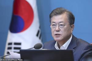 محبوبیت رئیسجمهوری کرهجنوبی به پایینترین حد رسید