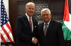 ناخرسندی فلسطینیها از تماس نگرفتن بایدن با عباس