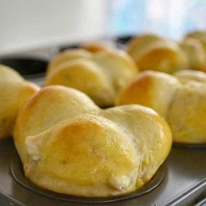 نان پنیر و گردو خوشمزه و مجلسی به روش ترکیه ای