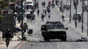 رژیم صهیونیستی نوار غزه و کرانه باختری را میبندد