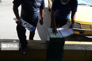 رئیس پلیس راهور سمنان: مراکز تعویض پلاک در شرایط قرمز کرونایی تعطیل است