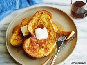 نان و پنیر مخصوص؛ یک �رنچ تست خوشمزه