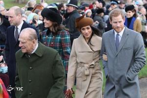 عروس جنجالی ملکه در مراسم خاکسپاری دوک ادینبرو شرکت خواهد کرد؟